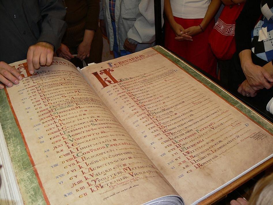 Maketa Codexu Gigas.