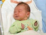 MARTIN EMINGER. Narodil se 19. února Marii Hladké a Martinu Emingerovi z Telecího. Měřil 52 centimetrů a vážil 3,55 kilogramu.