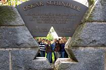 Památník Oskara Schindlera.