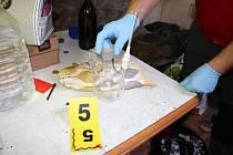 Dva muže zadrželi svitavští policisté pro podezření z rozsáhlé drogové trestné činnosti v jejich regionu.