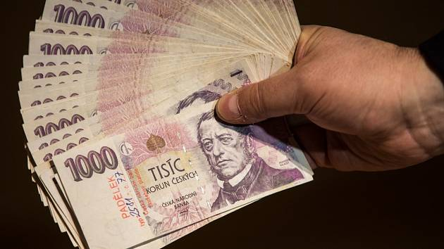 Penězchtivá účetní vybrala peníze na svůj účet a potom se rychle vypařila. Policie už peníze dohledala. Ilustrační foto: archív Deníku