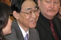 Japonský velvyslanec byl prezentací tradic na Dnech česko-japonské kultury nadšený.