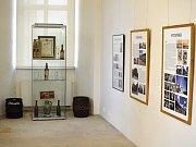 Výstava litomyšlském muzeu.