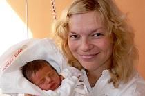 ELIŠKA KŘIVÁNKOVÁ. Dceru si do Křenova odvezli Jana a Radim. Narodila se 20. srpna ve Svitavách.