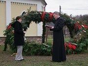 Nová tradice v Dolním Újezdu: vánoční trhy pod střechou kulturního domu