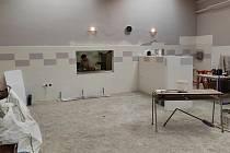 """""""Zdrávka"""" má opravenou kuchyni a taky jídelnu"""