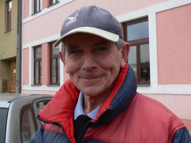 Zdeněk Kovář, 60 let, podnikatel, Jevíčko
