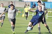 Moravskotřebovští fotbalisté nedokázali ztéci žamberskou defenzivu.
