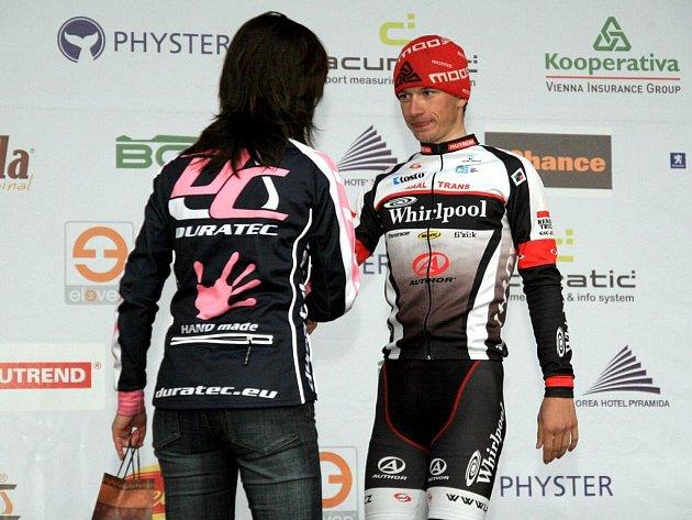 Leopold König skončil třetí v nejprestižnějším českém závodu Praha – Karlovy Vary.