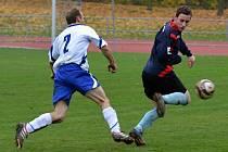 V utkání soupeřů z popředí tabulky byl k vidění zajímavý fotbal s velkými možnostmi na obou stranách.