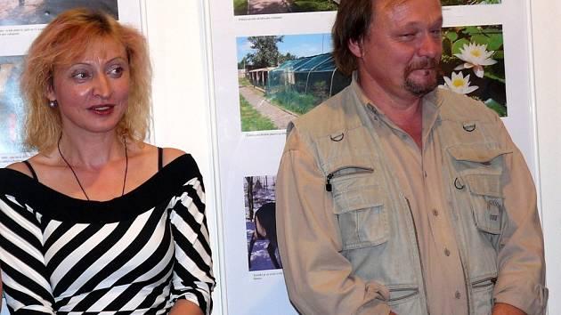 Josef Zelený a Dana Groszmanová založili záchranou stanici před dvaceti lety.