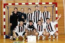 Hráči Dream Teamu z Chrudimska nedali ve finálovém utkání soupeřům z Cerekvice naději.