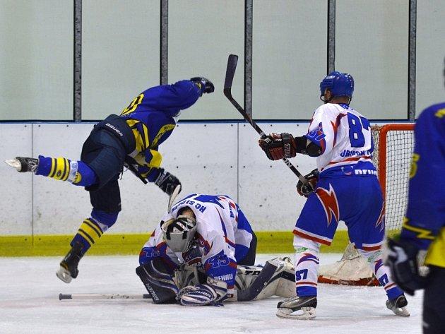Marně zatím hledají moravskotřebovští hokejisté způsob, jak přijít k nějakým bodům z utkání proti Chocni. Vedoucí celek krajské ligy je v tomto ročníku už čtyřikrát porazil.