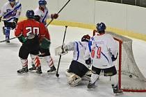Hokejisté Litomyšle si poradili se soupeřem z Hlinska.
