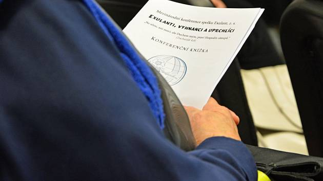 Týden paměti národa v Litomyšli. Konference o životě českých exulantů ve Slezsku, Polsku, na Volyni a Ukrajině