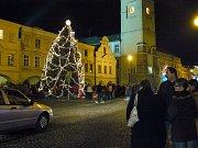 Vánoční zvonění v Lubné.