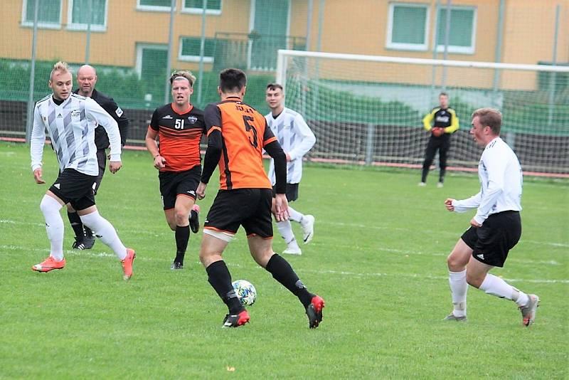 Sokol Bystré vs. Fotbal Žichlínek.