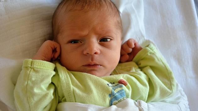 JAN KALINA. Narodil se 22. dubna Martině a Jiřímu ze Svitav. Měřil 47 centimetrů a vážil 2,5 kilogramu.Má sestřičku Martinu.
