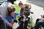 Koně v Janově pomáhají i postiženým dětem