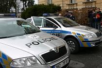 Policisté ve Svitavách převzali nová auta