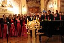 Benefiční koncert Vánoce pro UNICEF.