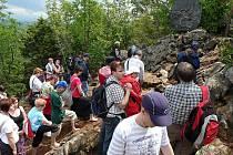 Poutníci ze Třebové se vydali do Medjugorie.