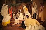 Tříkrálový průvod s koňmi ve Svitavách