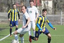 V regionálním derby mezi litomyšlskými a svitavskými fotbalisty se bylo po celých devadesát minut na co koukat.