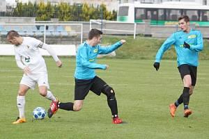 SKP Slovan Moravská Třebová vs. FK Česká Třebová.