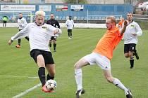 Spokojenější po derby v Moravské Třebové byli fotbalisté Poličky, kteří si domů odvezli dva body.