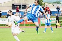 Derby mezi Svitavami a Litomyšlí skončilo úspěchem domácího celku.