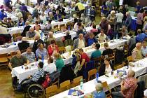 V LUBNÉ se v sobotu uskutečnil festival Lubenská šťopička. Ani letos nechyběla soutěž o nejlepší destilát a likér.