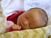 ELIŠKA VYCHODILOVÁ. Narodila se 14. dubna v olomoucké porodnici Haně a Lukášovi z Moravské Třebové. Měřila 51 centimetrů a vážila 3,6 kilogramu. Má brášku Davídka.