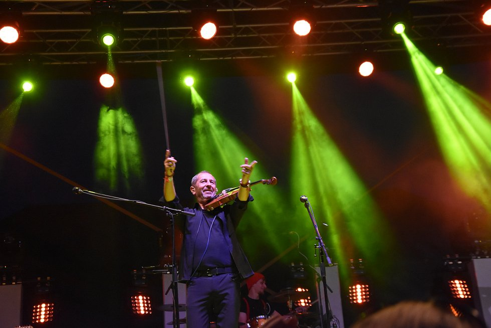 Celostátní akci zahájil v pátek večer koncert kapely Čechomor na nádvoří zámku v Litomyšli. V sobotu následovala italská slavnost s divadlem, hudbou a výtvarnými dílnami.