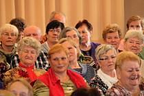 Vzdělávání seniorů v Moravské Třebové.
