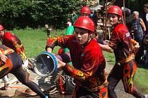 Okresní liga Svitavska v požárním útoku dospěla do své poloviny.