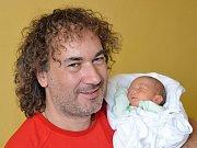 ROMAN SEBASTIAN NOVÁČEK. Narodil se 22. září Martině a Romanovi z Brna. Měřil 50 centimetrů a vážil 3,17 kilogramu. Má sourozence Dominika, Nikolase a Tobiase.