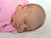 ALICE KRÁLOVÁ. Narodila se 4. července Andree a Davidovi z Lubné. Měřila 48 centimetrů a vážila 3,16 kilogramu.