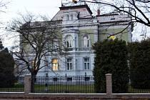 Albrechtova vila.
