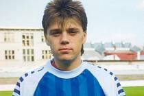 Fotografie mapují hráčskou kariéru Jiřího Valty