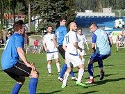 Bezgólové regionální derby. Bod navíc získal Slovan.