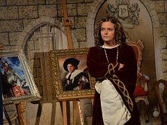 Ochotníci připravili pro Biskupické kaléšek divadelní hru, která se opírá o historii obce. V hlavní roli je mimo jiné slivovice.