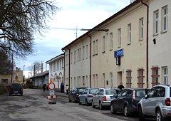 Rekonstrukce svitavského přednádraží začala.