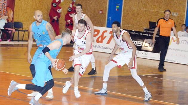 O 3. místo: Svitavy versus Olomoucko.