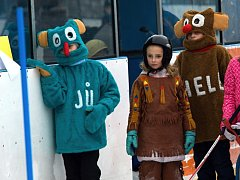Karneval na ledě pod taktovkou Tramtáryje.