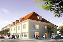 HOTEL MORAVA už zřejmě v Moravské Třebové nebude. Majitel pozemku zde ale vybuduje dům, kde bude restaurace, obchody a v nadzemních podlažích ubytování.