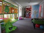 Z dětského centra Hastrmánek