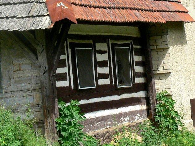 Dům, kde byla Iveta Š. zavražděna.