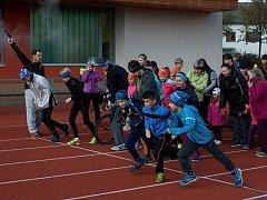 Charitativní běh pro Marušku ve Svitavách