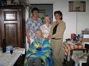Úctyhodné jubileum oslavila Marie Talandová z Poličky v roce 2009.